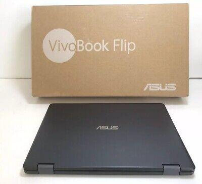 "Asus VivoBook Flip 12 11.6"" 2-in-1 HD Business Laptop - TP202N. #PM216"
