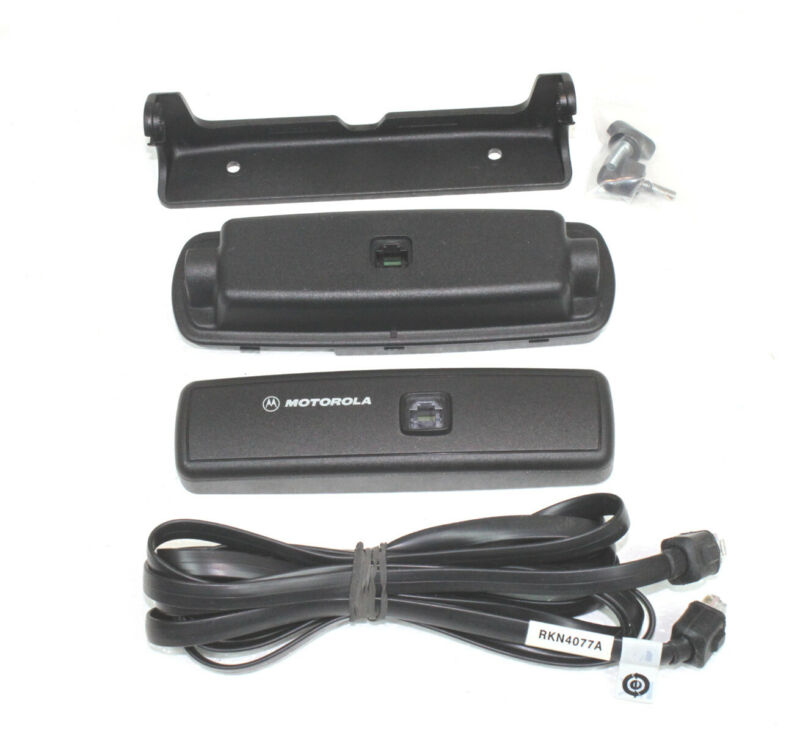 Motorola CDM Series Remote Mount Conversion Kit  CDM1250 CDM1550