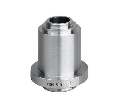 1.0x Parfocal C-mount Adapter For Leica Trinocular Microscopes