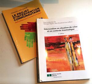 Livres usagés | travail social