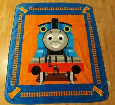 """Thomas The Train Throw Blanket - Thomas Tank Engine - 60"""" x 49"""""""