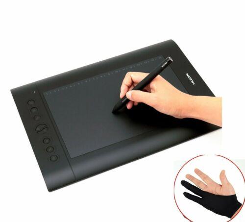 Portable Stylus Digital Drawing Pen Tablet Signature Pad Hui