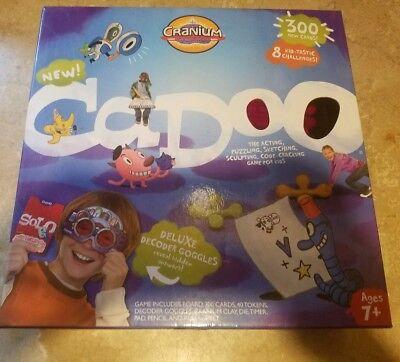 Cadoo Cranium Board Game