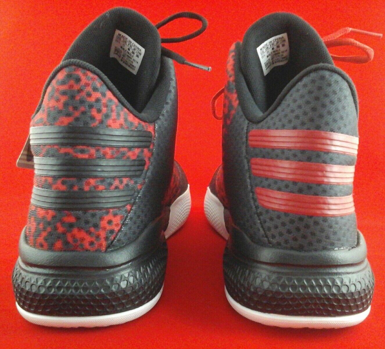 Adidas Bounce Homme Basketball Chaussures NBA D70129 Noir