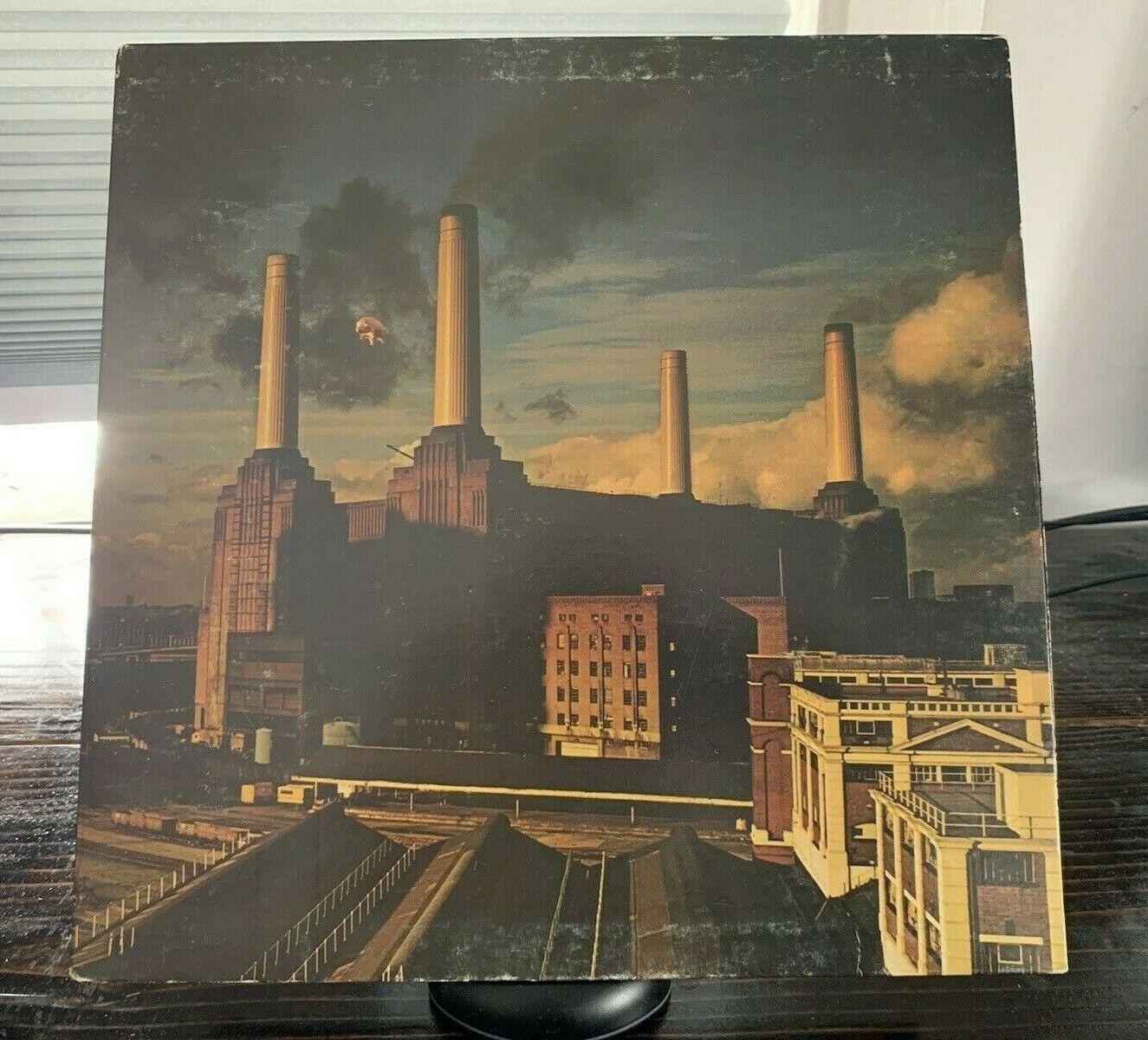 Pink Floyd Animals LP 34474 Vinyl Gatefold Correct Inner Sleeve 1977 Original - $26.00