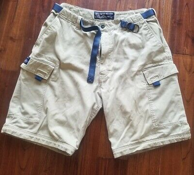 Abercrombie And Fitch Cargo Convertible Mens Pants Size L