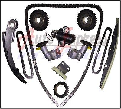 Timing Chain Kit for Nissan Maxima Quest Altima 3.5L VQ35DE 04-08