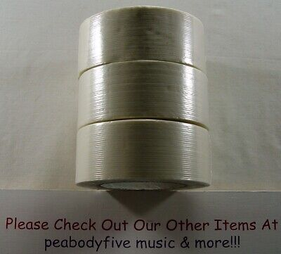 Primetac 3 Rolls 2 X 60 Yds Hotmelt Filament Strong Strapping Packing Tape Fs