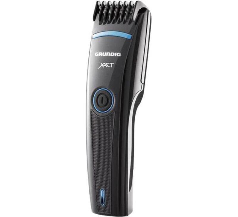 Grundig MC 3340, Haar- und Bartschneider (schwarz)