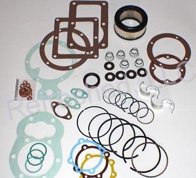 Saylor-beall Pump Tune Up Kit Rebuild Air Compressor Parts Model 705
