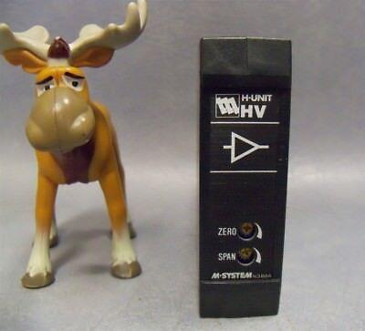 HV-34-R M-System Co. Signal Transmitter