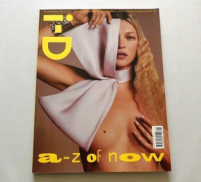 Kate Moss, Karmen Pedaru i-D UK Magazine 2013 New