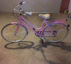 Pink Vintage Bike Wangaratta Wangaratta Area Preview