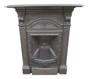 Cast Iron Fireplaces | eBay