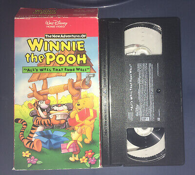 New Adventures of Winnie the Pooh V. 6 - Alls Well That Ends Well (VHS, (The New Adventures Of Winnie The Pooh Ending)