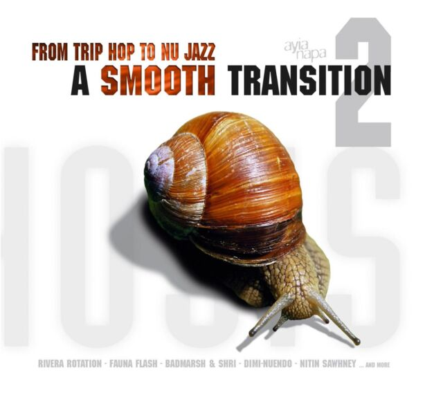 CD From Trip Hop To Nu Jazz - A Smooth Journey von Various Artists 2CDs