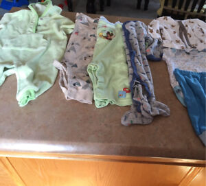 Baby clothing 3-6 months