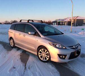 2009 Mazda 5 GT - Leather - Carproof available