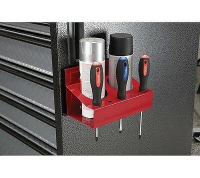 Magnetic Spray Can & Screwdriver Holder Bonds To Any Metal Surface Free Ship