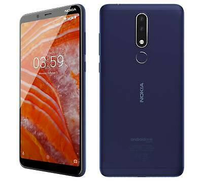 Nokia 3.1 Plus  Smartphone - 32GB - Blue (Cricket Wireless) TA-1124