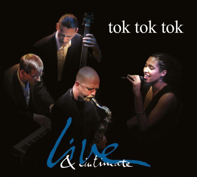 CD Tok Tok Tok Live And Intimate