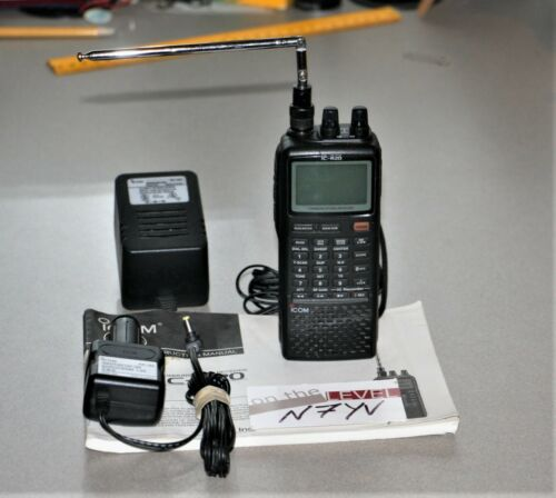 Icom IC-R20 Portable Handheld Scanner + GUARANTEED + SHIPPED FREE