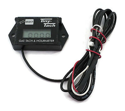 Professional TINY TACH Hour Meter / Tachometer for RC Helicopter Heli Plane Car