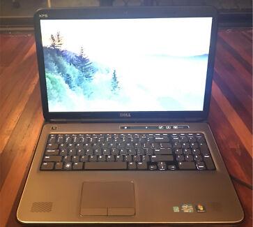 Dell XPS 17 L702X Laptop CPU i7 2630QM & GT 555M GPU
