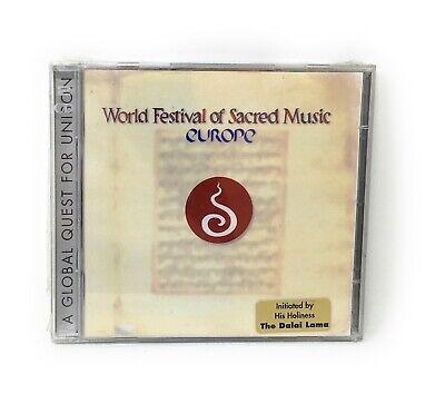 World Festival of Sacred Music: Europe, CCn'C 2-CD -