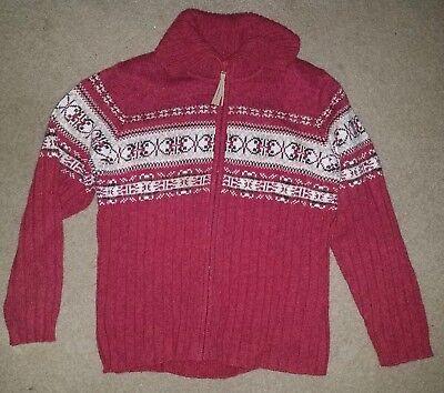 Womens Medium Ugly Tacky Christmas Sweater ()