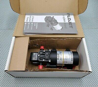 Flojet Lf222201d Demand Spray Pump 24vdc 2a 1.0gpm - 3.8lpm 35psi