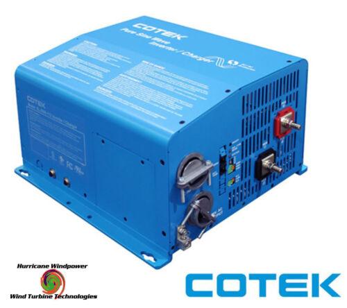 Cotek SL2000-112 Low Frequency Pure Sine Wave Inverter/Charger 2000W 12V