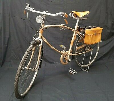 "Vintage 1983 Trussardi folding city bike (""Parabike"")"