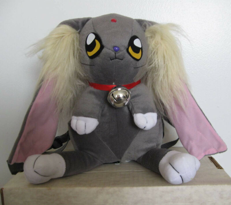 TENCHI MUYO GXP - FUKU Plush Backpack