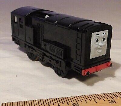 Thomas Train Trackmaster Diesel 1997 Black Motorized Engine Tested Works VG TT19