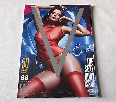 Eniko Mihalik V Magazine #66 Special Scratch Off Edition 2010 Sealed