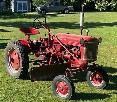 1948 International Harvester Farmall Cub