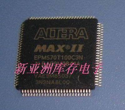 Altera Epm570t100c3 Qfp Max Ii Cpld 570 Le 100-tqfp Usa Ship