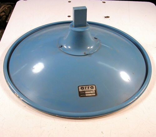 "ARRA 12"" PARABOLIC REFLECTOR MODEL X828-12  USED"