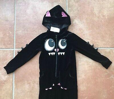 H&M Kostüm Overall - Fledermaus Vamp Vampir - - H&m Fledermaus Kostüm