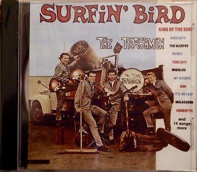 SURFIN' BIRD 'The Trashmen' - 26 Tracks