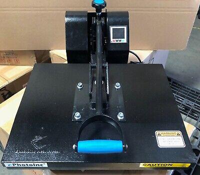 16x20 Digital T Shirt Heat Press Transfer Machine Large Heat Press Machine Ref