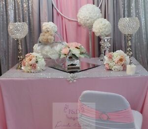 Pearls and Dazzle Events- Baby shower Decor
