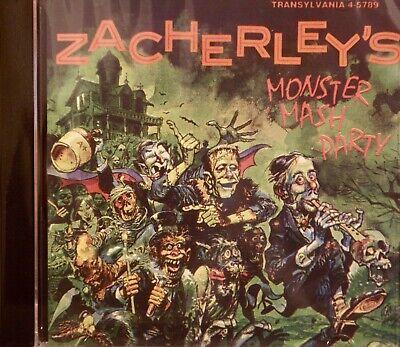 MASH PARTY - 20 Tracks (Halloween) (Monster Mash Halloween-party)