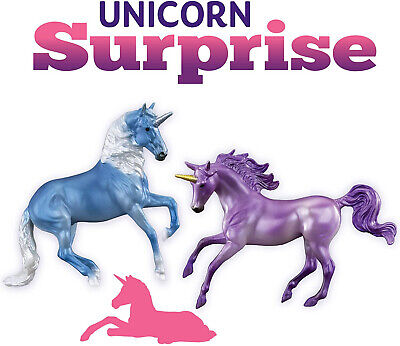 Breyer 6052 Stablemates Mystery Unicorn Foal Surprise