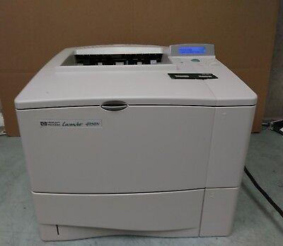 hp laserjet 4050n extra memory refurbished by certified HP tech 90 day warranty