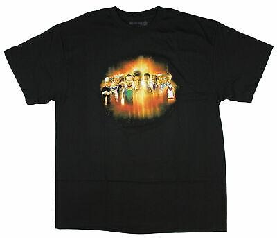 NEW Dr. Who T-Shirt 11 Doctors Matt Smith David Tennant Costume Halloween