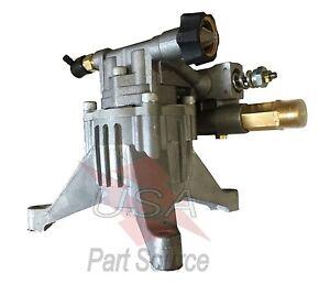 New 2700 PSI PRESSURE WASHER WATER PUMP Brute 020301-1 020301-2 020301-3