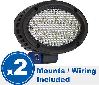John Deere 8000-8010 Series Led Rear Roof Pair Light Kit Tyri 1015 - 1800 Lumens