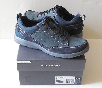 Rockport CG8396 Rydley Schnürschuhe Herren Sneaker 10.5 M Neu